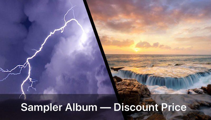 Elementals - album cover