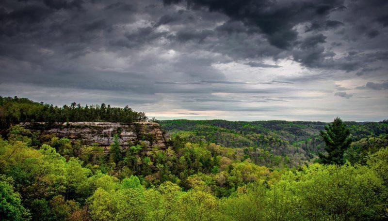 Mammoth Cave Thunderstorm - track art for album: Rain Moods